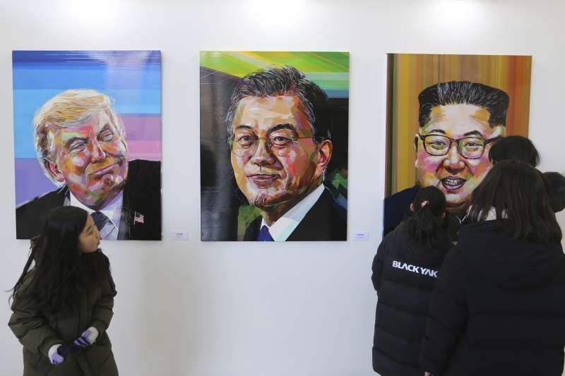 二次川金會將登場:北韓棄核牽動南韓總統文在寅執政(AP)