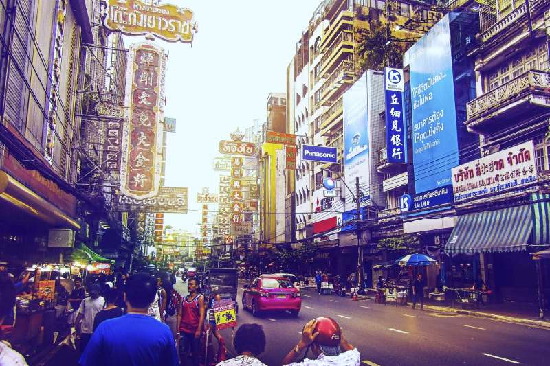 曼谷一直都是台灣人喜愛的旅遊景點之一,然而很多台灣人了解的「泰國文化」到了當地才會發現根本不是這麼回事!(圖/AdenArdenrich@pixabay)