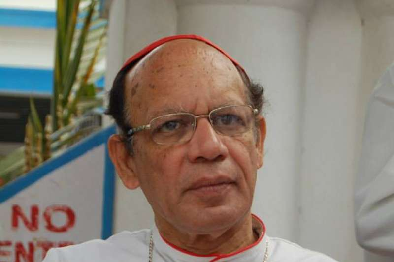 印度天主教孟買總教區總主教(Oswald Gracias)格拉希亞斯(Jayarathina@Wikipedia / CC BY-SA 3.0)