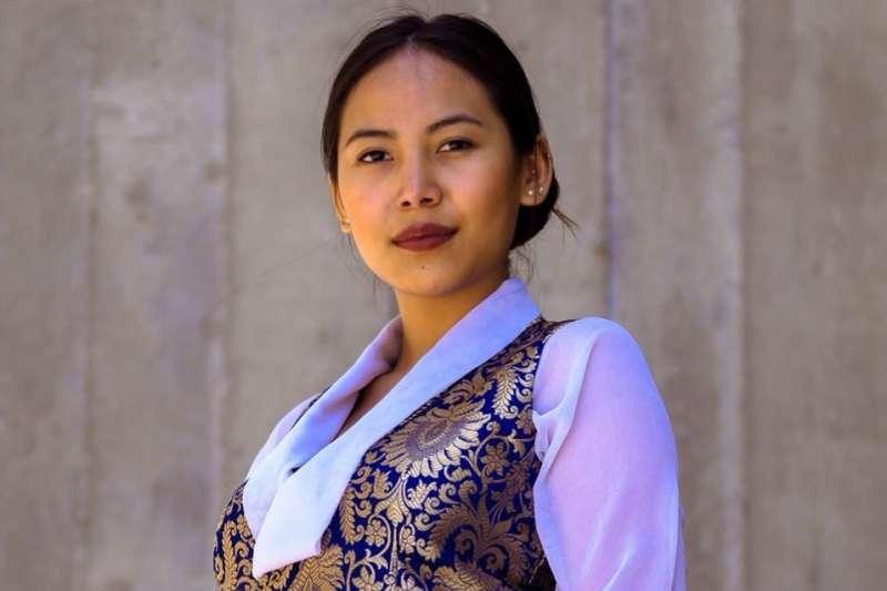 從中國留學生霸凌加拿大藏裔學生會長、鬧場為族講座等行為,看見中國愛國主義往海外膨脹的危機…(圖/取自ChemiLhamo@facebook)