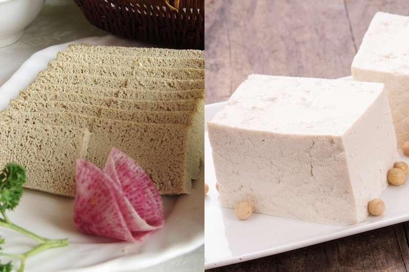 凍豆腐跟嫩豆腐,到底哪個才是減肥聖品?(圖/維基百科)