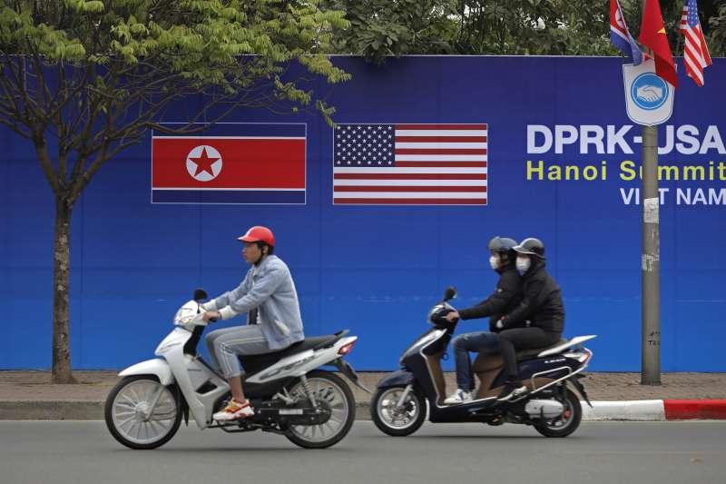 河內川金會:北韓會採取越南模式推動改革開放嗎?(AP)