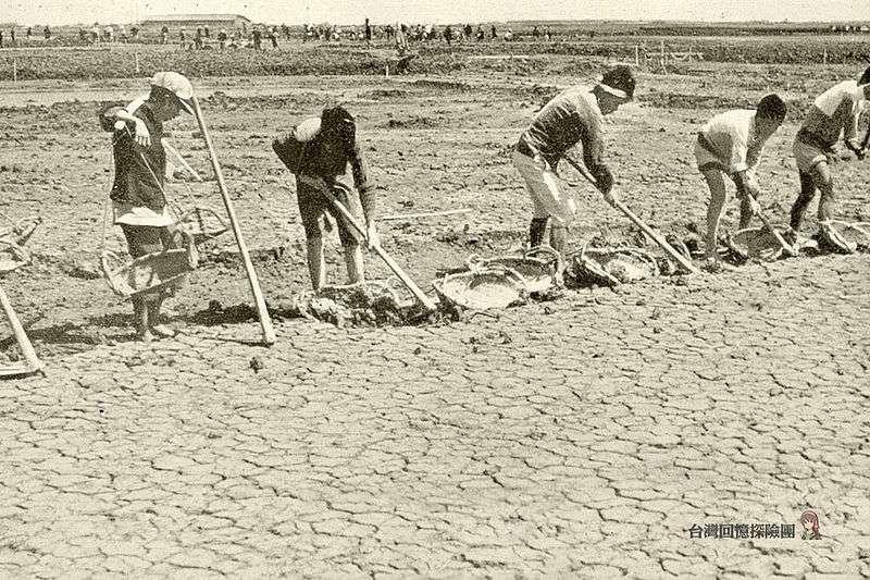 1946年的「布袋事件」因國民政府所忽視的「霍亂」而起。 (圖/台灣回憶探險團臉書)