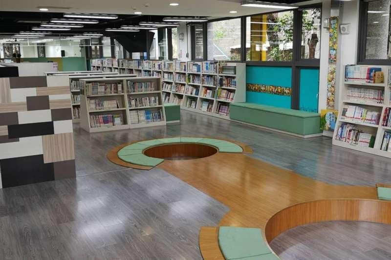 20190225-最愛讀書城市!人均借閱數非六都之冠,新竹市獲評「最具閱讀競爭力城市」。讀書、閱讀、圖書館(新竹市政府提供)