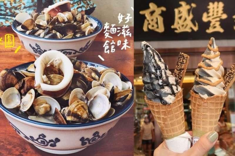 十大桃園美食大公開,好吃又好拍的甜點、霜淇淋、蛋糕、刨冰通通有,吃完別再說這裡是美食沙漠啦!(圖/Menu美食誌提供)