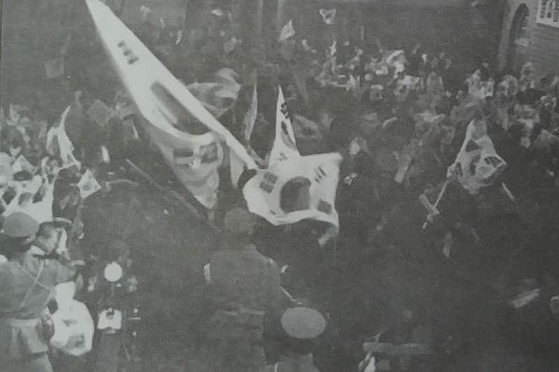 1919年3月1日,韓國三一運動爆發(AP)