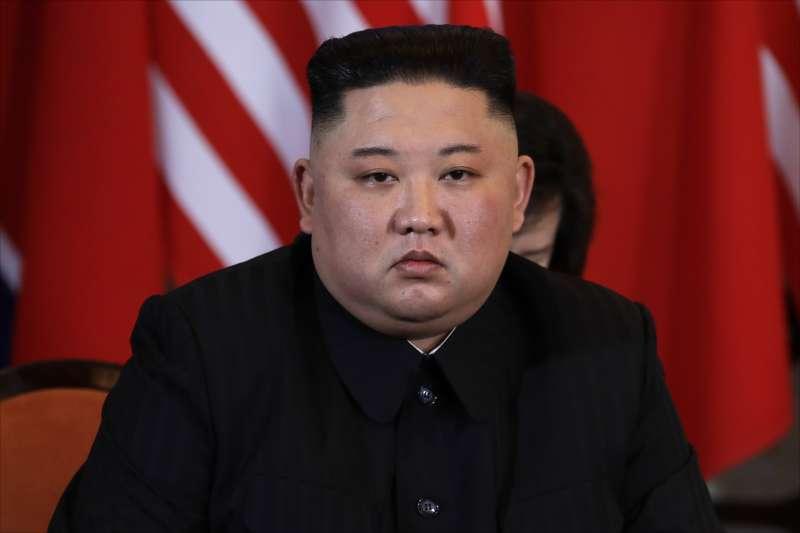 北韓領導人金正恩(AP)