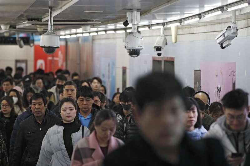 中國1750萬名旅客因社會信用評分太低無法出國(資料照,AP)