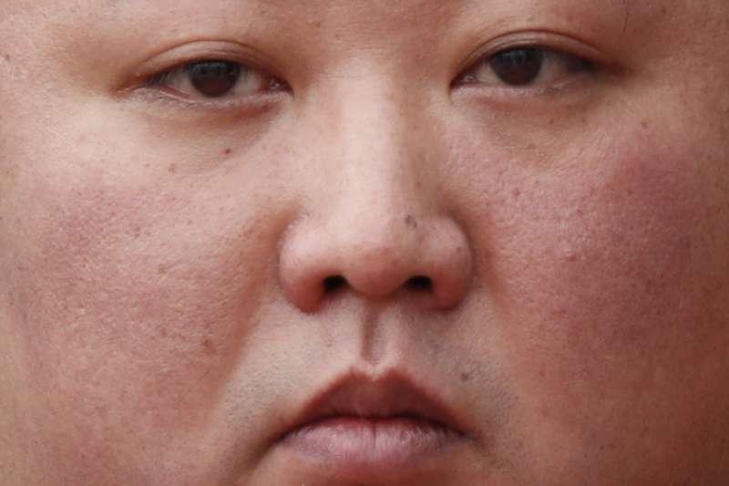 北韓最高領導人金正恩(AP)