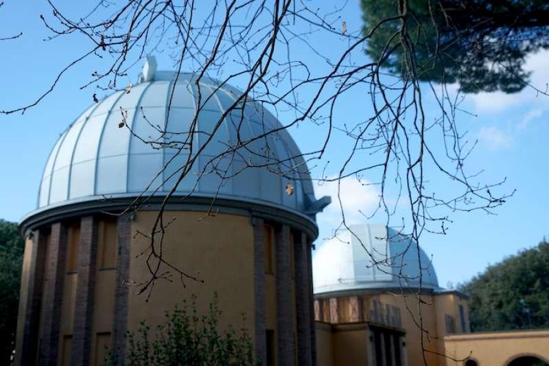 梵蒂岡天文台一景。(曾廣儀攝)