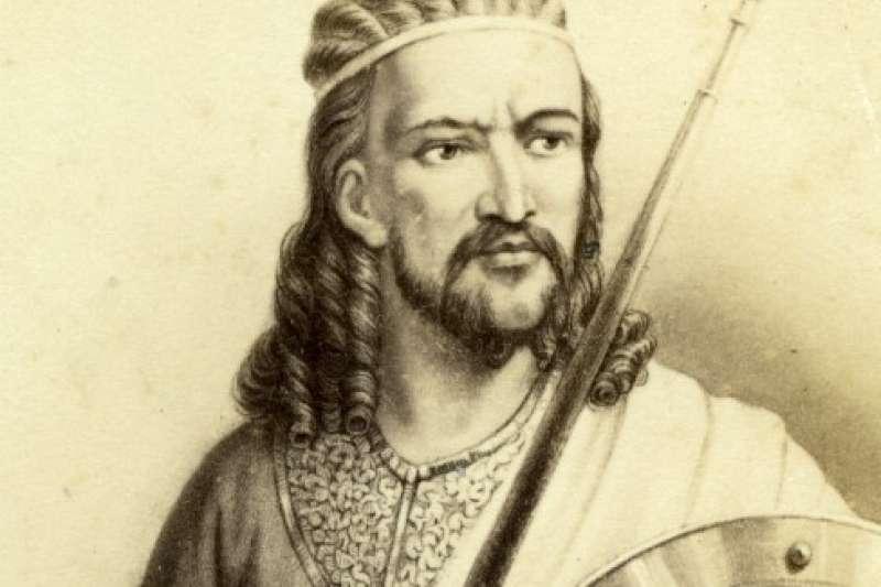 衣索比亞特沃德羅斯二世(Wikipedia/Public Domain)