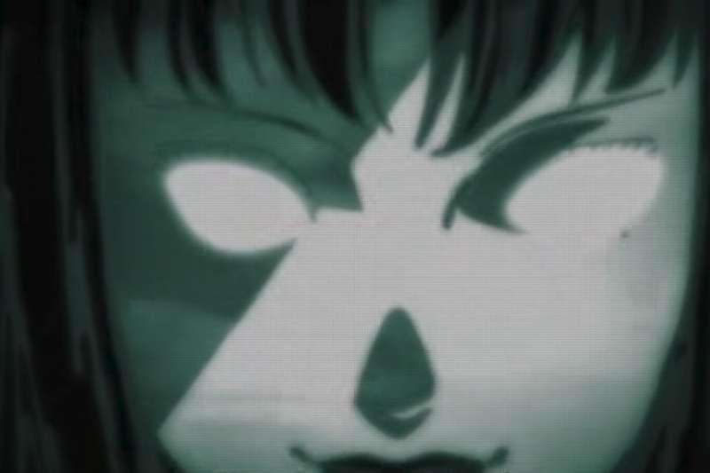 伊藤潤二的創作中,最具代表性的經典人物富江。(圖/截自Muse木棉花-TW @YouTube)