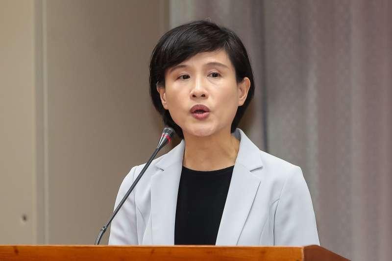 中正紀念堂轉型》藍委轟促轉「用新威權打掉舊威權」 鄭麗君:不接受這標籤-風傳媒