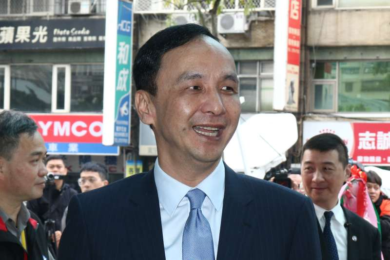 2020年總統大選》籲盡快徵召韓國瑜 朱立倫:需要溝通的是反對的人-風傳媒