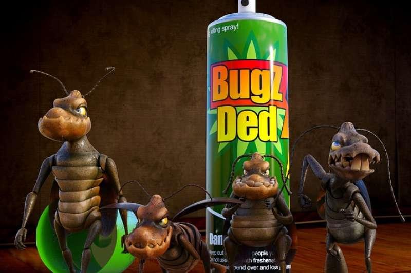 環保署發現北部小強對3種殺蟲劑產生抗藥性,建議民眾謹守3大原則遠離蟑螂,必要時才用藥。(圖/pixabay)