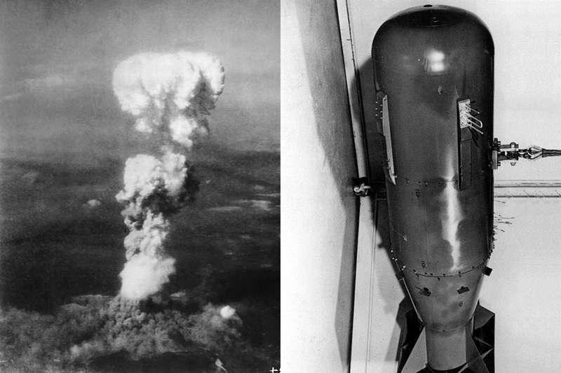 廣島原爆的生還者,驚恐道出當年的慘況……(圖/維基百科)