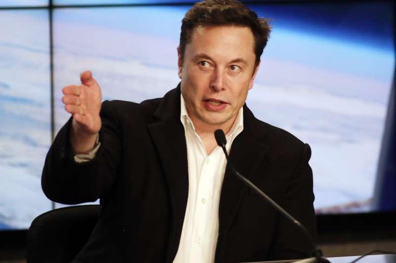 美國SpaceX公司創辦人馬斯克(Elon Musk)(AP)