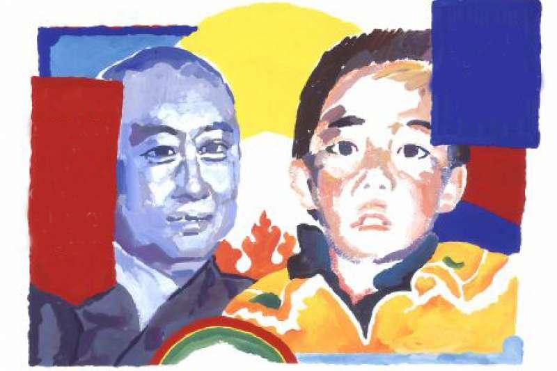 目前受達賴喇喇嘛認可的11世班禪仍下落不明,西藏流亡政府每年都會在他的誕辰舉行祈福法會。(Claude-Max Lochu,維基百科CC BY-SA 4.0)