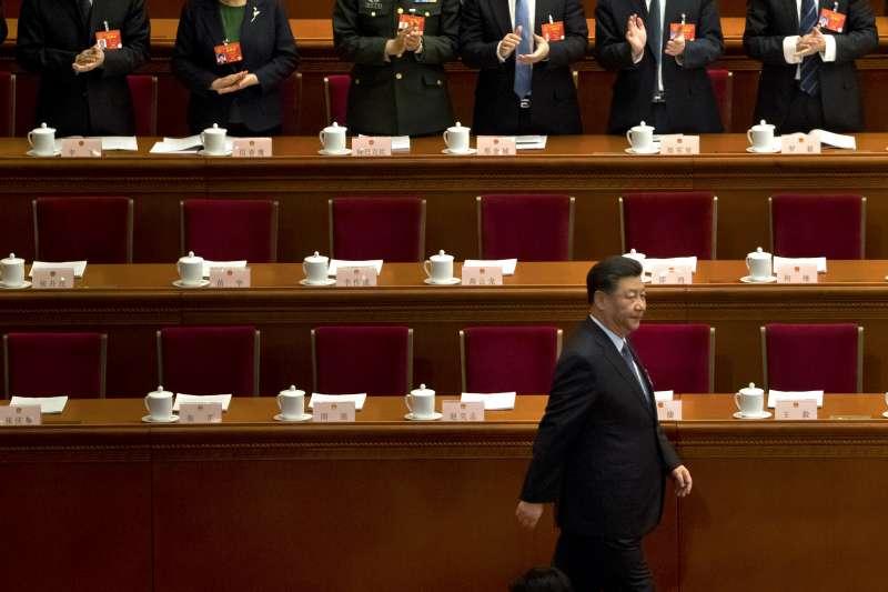2019年3月中國兩會(AP)