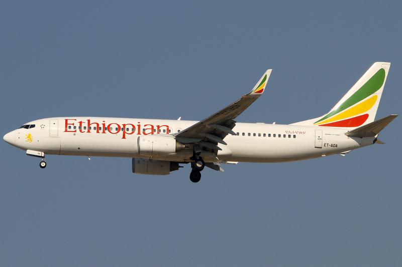 2010年1月25日,衣索比亞航空一架波音737客機在黎巴嫩外海墜毀(Konstantin von Wedelstaedt@Wikipedia / GFDL 1.2)