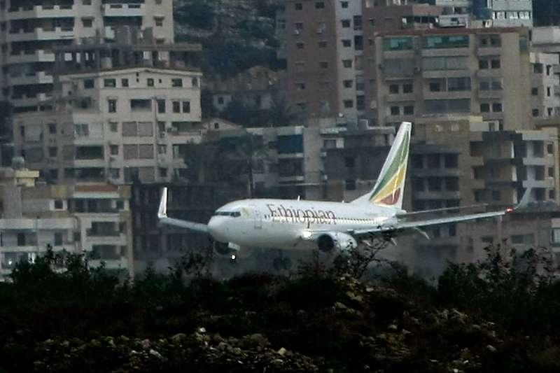 2019年3月10日,衣索比亞航空(Ethiopian Airlines)一架編號「ET 302」波音(Boeing)737 MAX 8客機墜毀,157人罹難(AP)