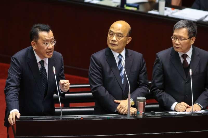 華映大裁2500人 顧立雄:債權協商應完整充分揭露-風傳媒