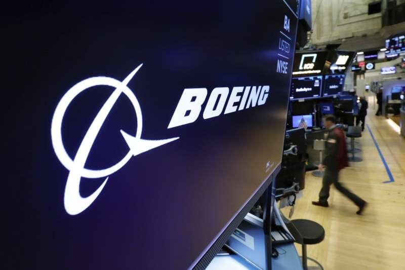 美國波音(Boeing)公司(AP)