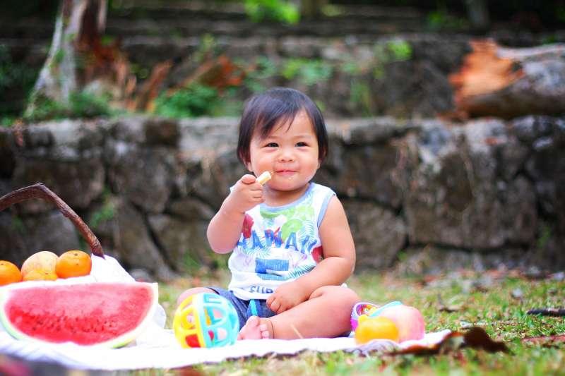 現代孩子「食育」普遍不及格,吃得不健康的孩子愈來愈多。(圖/dhanelle@pixabay)