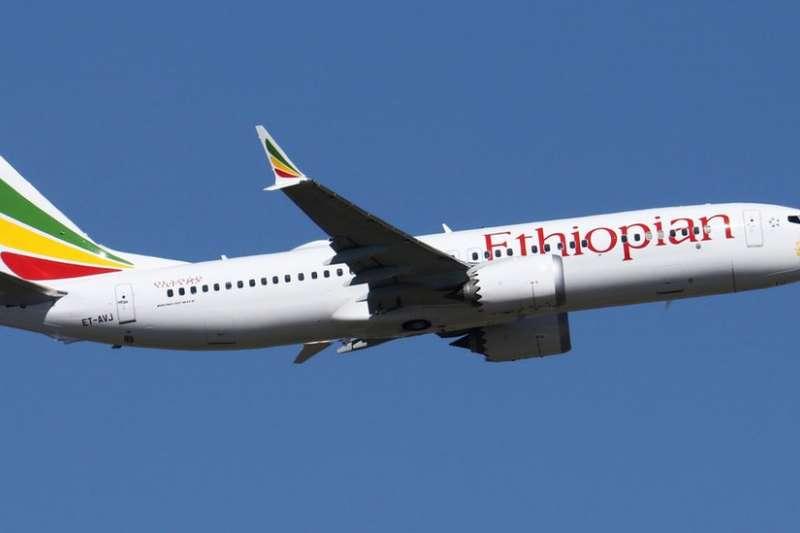 一架埃塞俄比亞航空的波音737 Max8 飛機於周日(3月10日)墜毀。(BBC中文網)