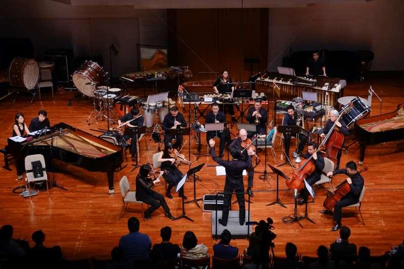 高雄衛武營推廣當代音樂,香港創樂團《崢嶸之樂》將在4月27日演出。(資料照,衛武營提供)