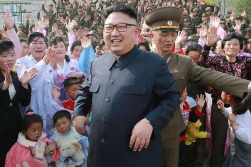 理論上北韓議會可以讓金正恩下台。(BBC中文網)