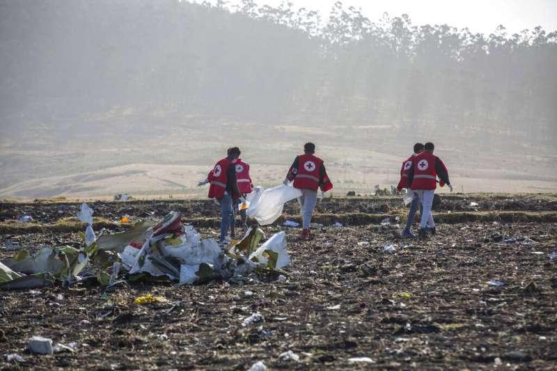 衣索比亚航空空难,让各界再次对波音737 MAX 8的安全性产生疑虑。(美联社)