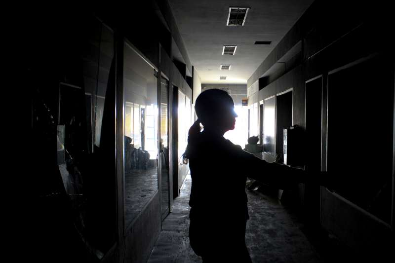 委內瑞拉危機:全國大停電(AP)