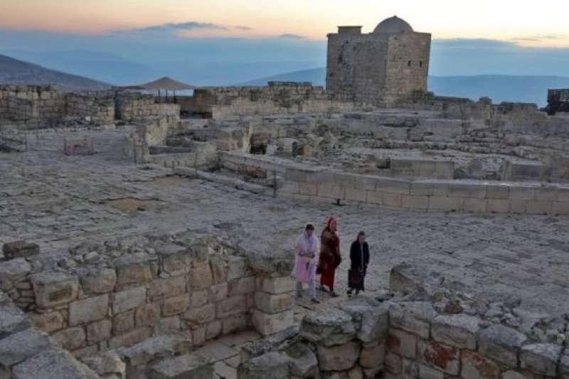 基利心山在《聖經》中佔有重要地位,如今這裡是個國家公園,這裡曾經是撒瑪利亞人的家園。(BBC中文網)