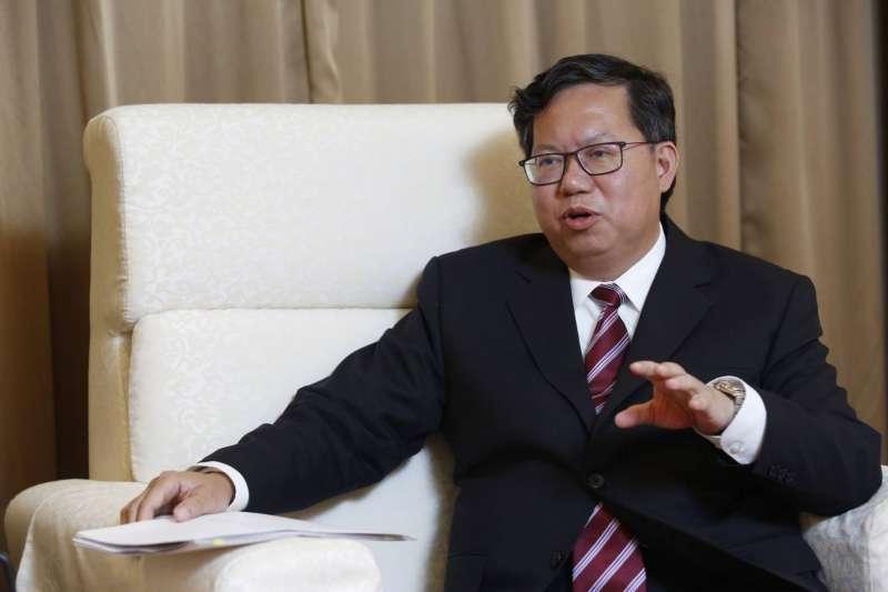 鄭文燦專訪》韓國瑜成藍營總統熱門人選 鄭文燦:他不會去選-風傳媒