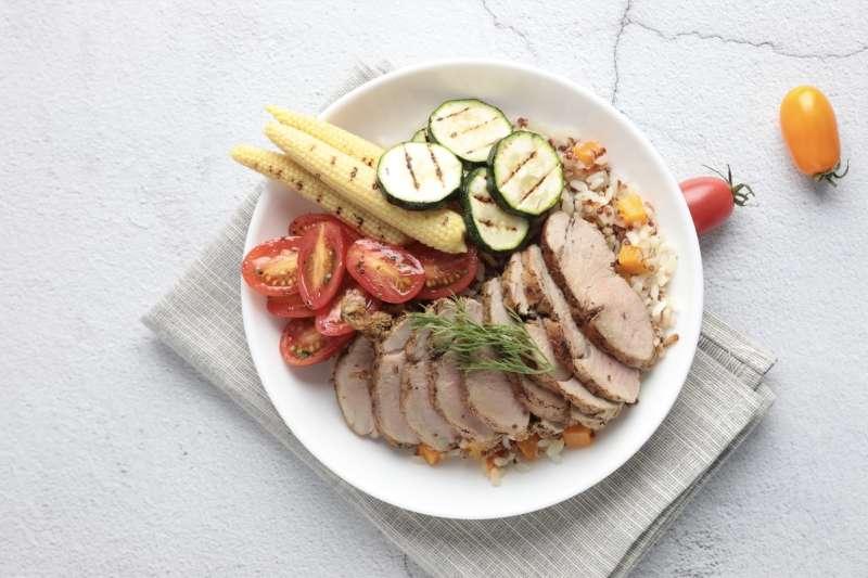 永豐餘 GREEN & SAFE 致力於提供健康有機的美味料理(圖/GREEN & SAFE)