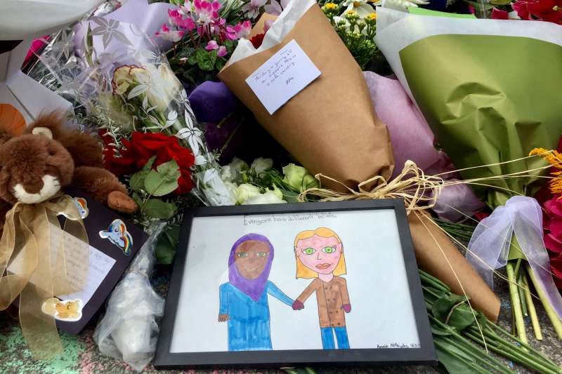 紐西蘭基督城清真寺大屠殺奪走49條人命(AP)