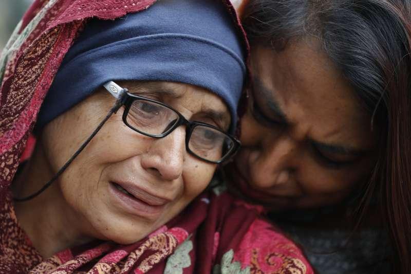 紐西蘭基督城清真寺大屠殺奪走49條人命,死難者家屬悲慟莫名(AP)