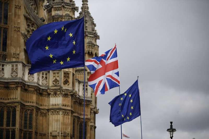 英國脫歐始終沒有一個方向,即便只剩10天期限,英國還是一團亂。(美聯社)