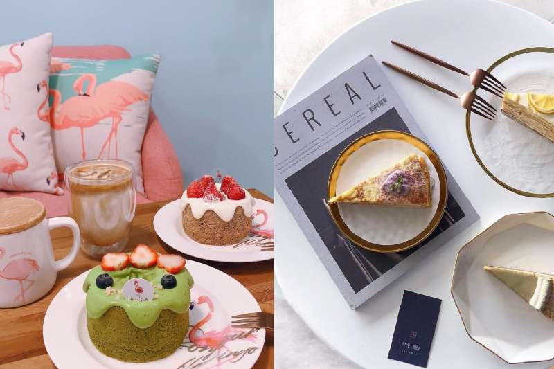 嗜甜的你,千萬別錯過中山站的特色甜點小店!(圖/MENU美食誌提供 )