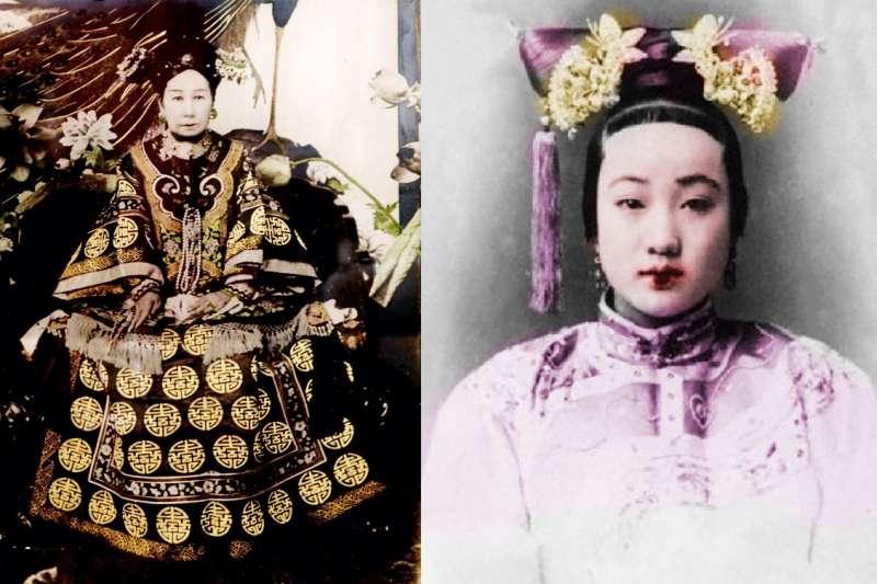 慈禧對珍妃痛下殺手,只因為珍妃帶壞了光緒皇帝嗎?歷史真相遠比你想的更複雜!(圖/維基百科)