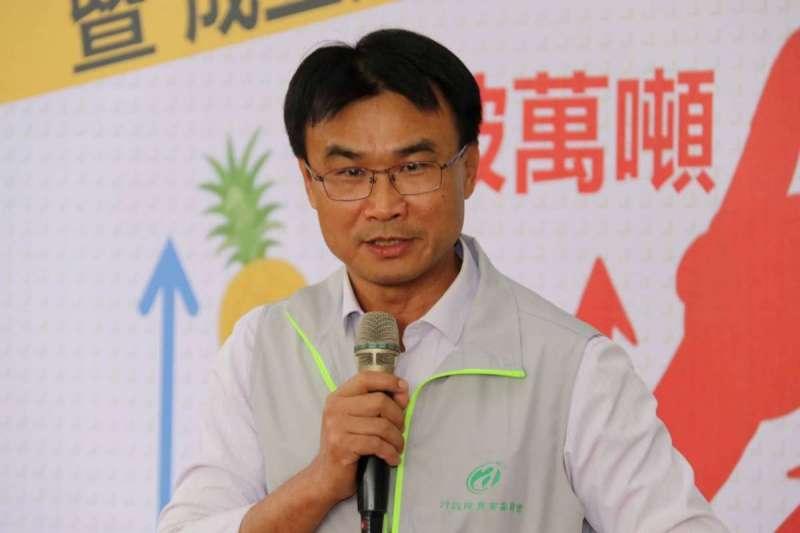 農委會主委陳吉仲20日表示,農產品的品質有分上、中、下級品,外界絕對不要拿下級或甚至特殊案例來影響廣大農民的產品通路。(取自農委會網站)