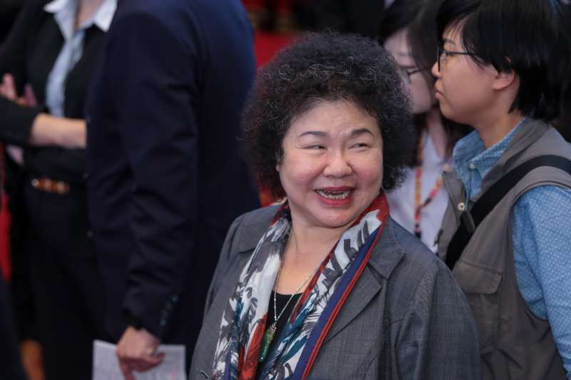 朱立倫爆她曾支持設自經區 陳菊:不同時空、不同目標的政策主張,不應相提並論-風傳媒