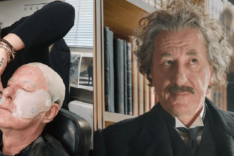 除演技外,演員的「扮相」更是替電影增色的重要元素之一。有時,妝髮設計師會運用「假肢」為演員增胖、改變臉型,甚至改變演員的性別特徵,打造跨性、變裝角色。出神入化的逼真技術,令人驚嘆。(圖/DC FILM SCHOOL影製所提供)