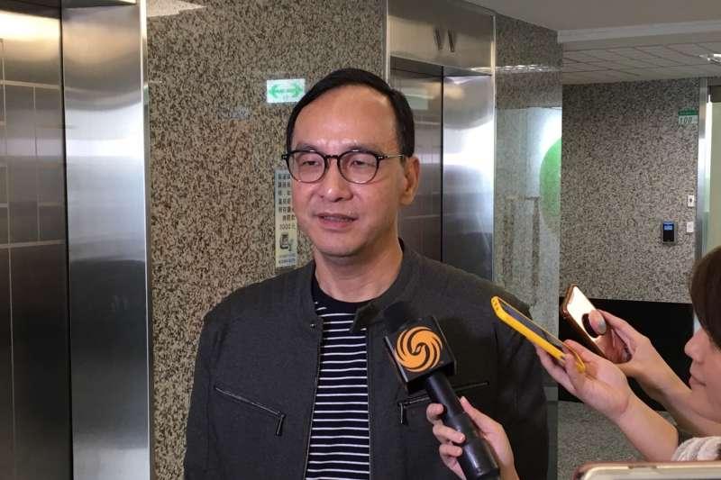 韓國瑜轟藍營權貴政治、密室協商 朱立倫:別讓外人看好戲-風傳媒