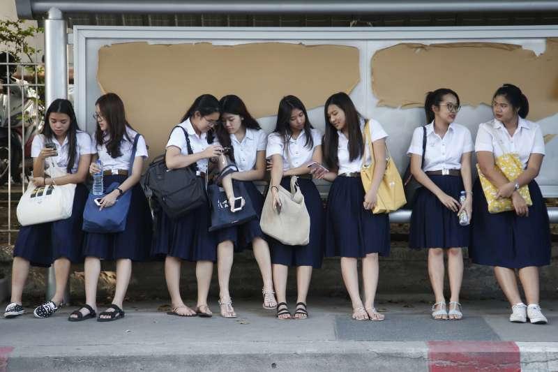2019泰國大選將於3月24日舉行,年輕選民的意向將扮演牽動選情的關鍵角色。(AP)