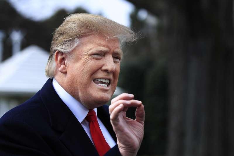 通俄門調查:美國總統川普不介意公布結果,強調沒有勾結俄羅斯(AP)
