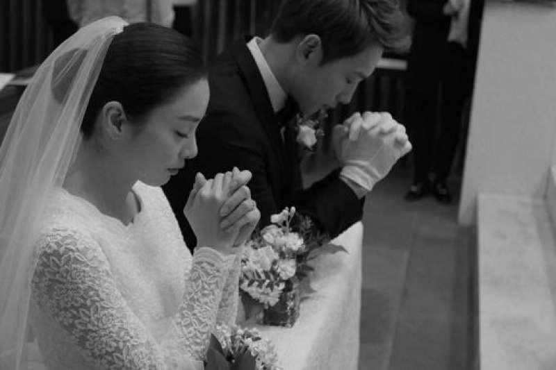 金泰熙與Rain閃電結婚,曾是南韓娛樂圈大事。
