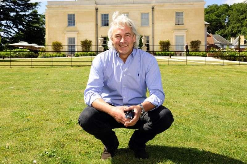 羅賓·哈德森(Robin Hutson)在酒店業的履歷豐富多彩。(圖/BBC中文網提供)