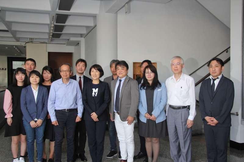 日本8家行銷通路商、旅行業及品牌行銷業者組團來臺東觀光並考察在地優質產業。(圖/台東縣政府提供)